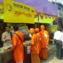 HJS and Sanatan Sanstha participate in 'Makar-sankrant Parva' at Gangasagar Island