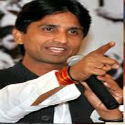 Kumar Vishwas booked in Lucknow for remarks against Hindu deities