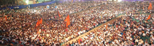 Image result for hindu rashtra sena attack star news