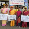 Karnavati : HJS holds demonstrations to oppose Valentine Day