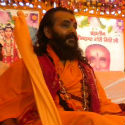 Kashi Sumeru Shankaracharya blesses the mission of HJS and Sanatan Sanstha