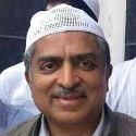 Nandan Nilekani goes 'secular' by wearing 'skull cap'