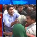 Caught on cam : YS Jagan at Tirumala with chappals