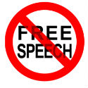 Hindus have no rights to free speech !