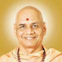 H. H. Swami Govindadevagiri Maharaj pays visit to Sanatan Ashram at Ramnathi, Goa !