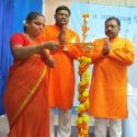 Trumpet of Hindu unity blown in Hindu Dharmajagruti Sabha held at Pune !