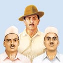 Inspiration for today's youths: Bhagat Singh, Sukhdev & Rajguru