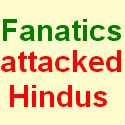 Jihadis vandalize Harinaam Yagna in West Bengal