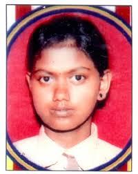 Sarmistha Sarkar (age 16 yrs)