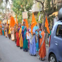 Pune : HJS takes out procession for welcoming New Year !