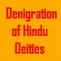 Denigration of Hindu Deities through 'Dancing Star' program on 'E-TV Kannada'