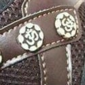 Chappals with symbol of 'OM' sold in Pakistan market