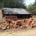 Hindu house vandalised, looted in Dinajpur, Bangladesh