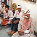 Shamli : 20 injured as Hindus, Muslims clash over sewer line near Hindu temple
