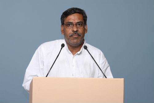 Shri. Neelesh Dubey of All-India Hindu Mahasabha, Madhya Pradesh