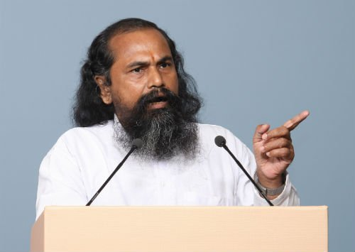 Shri. Upanand Brahmachari, Editor, Hindu Existence website