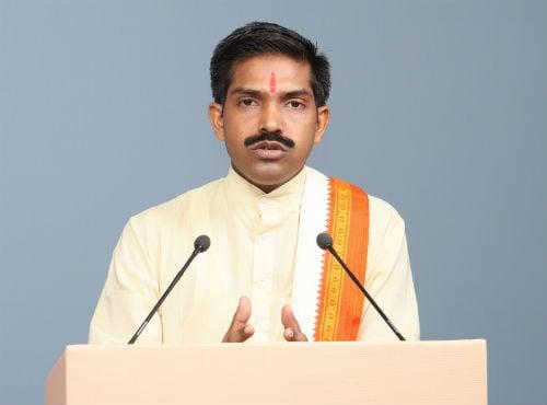 Acharya Yogesh Shastri, Vedik spokesperson, Arya Samaj