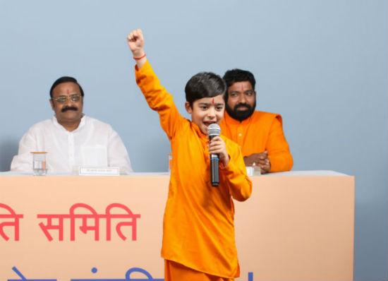 Kumar Narayan Banga (age- 10 yrs)