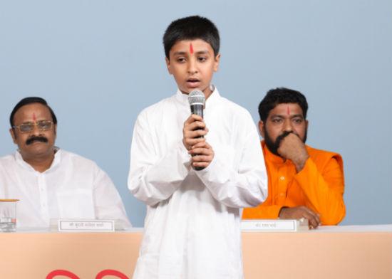 Kumar Kushal Dubey (age- 11 yrs)