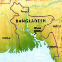 Bangladesh : A bomb among neighboring enemy countries !