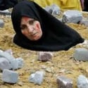 Jihadists stone Syria woman to death for 'adultery'