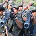 ULFA threatens to use arms against illegal migrants from Bangladesh