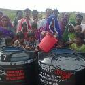 Jodhpur (Rajasthan) : Pakistan Hindu Refugee Relief Program (PHRRP) Donates Water Tanks