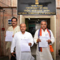 VHP knocked at the door of the National Commission for Minorities against the rising aggression in a section of the Muslim society