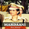 National Anthem used to advertise the film 'Mardaani' !