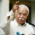 'Hindustan is a Hindu nation' says RSS chief; Cong, SP flay RSS chief on his remark but Shiv Sena supports