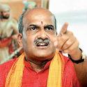 Sriram Sena activists burn effigy of Goa CM !