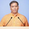 Ramesh Shinde, national spokesperson, HJS guides devout Hindus