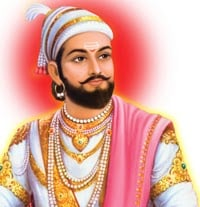 Name of Chhatrapati Shivaji Maharaj does not appear in list of great national heroes !
