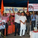 Government is neglecting emotions and demands of Hindus by favoring fanatics! - Dr. Upendra Dahake, Thane