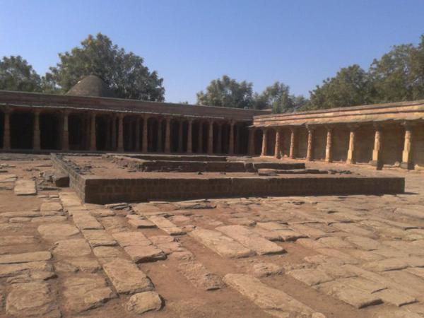 bhojshala_Yagna_Kund