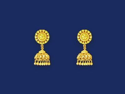 earrings_jhumke