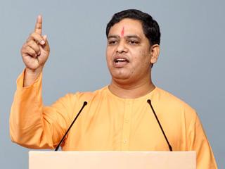 भ्रष्ट व्यवस्था दूर कर आदर्श राज्यव्यवस्था बनाना ही 'हिन्दू राष्ट्र' की स्थापना है ! – रमेश शिंदे