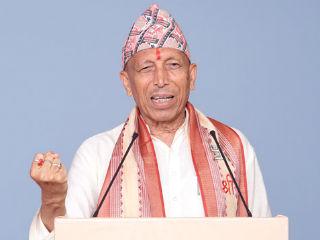 नेपाल सहित भारत में भी 'हिन्दू राष्ट्र' स्थापित होने हेतु अंतिम श्वास तक संघर्ष करेंगे ! – डॉ. माधव भट्टराई