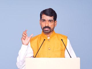 वीरशैव लिंगायतों को सनातन धर्म से तोडने का षड्यंत्र सहन नहीं करेंगे ! – डॉ. विजय जंगम