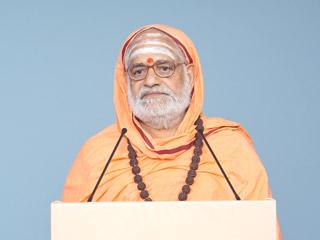 ब्राह्मतेज द्वारा क्षात्रतेज जागृत होने पर भारत सहित विश्व में 'हिन्दू राष्ट्र' स्थापित होगा ! – स्वामी संवित सोमगिरिजी महाराज