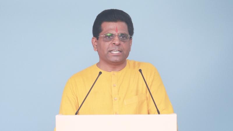 हिन्दू राष्ट्र-स्थापना के विविध उपक्रमों के लिए तन, मन एवं धन का भी सहभाग आवश्यक ! – मनोज खाडये, समन्वयक, पश्चिम महाराष्ट्र, कोंकण तथा गुजरात राज्य, हिन्दू जनजागृति समिति