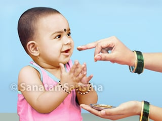 Newborn baby customs and traditions - Hinduism for Kids