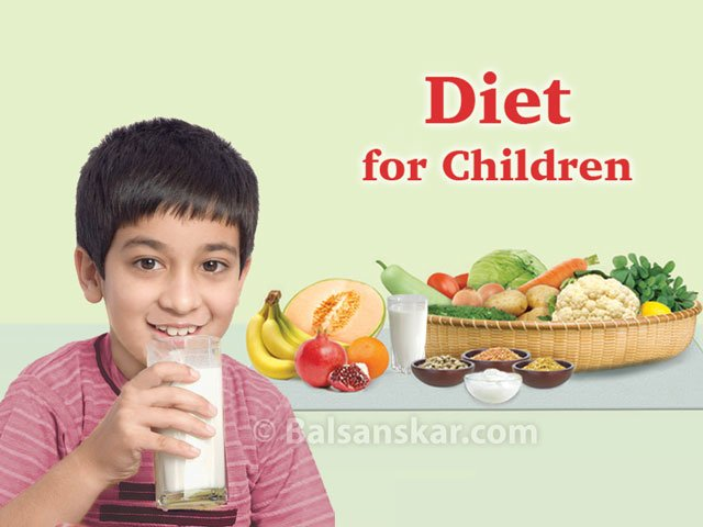 Diet for Children