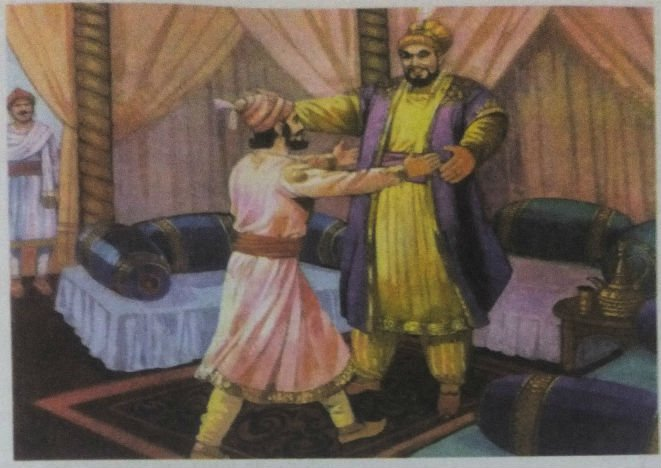 4 Lessons On Shivaji Maharaj Removed From 4th Standard