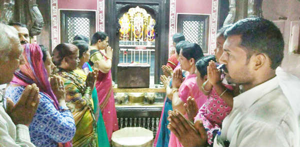 Image result for images for prayer in a Hindu Temple