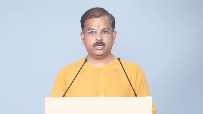 'महर्षि अध्यात्म विश्वविद्यालय' के आध्यात्मिक शोधकार्य में योगदान दें ! – श्री. शंभू गवारे, समन्वयक, पूर्वाेत्तर भारत, हिन्दू जनजागृति समिति
