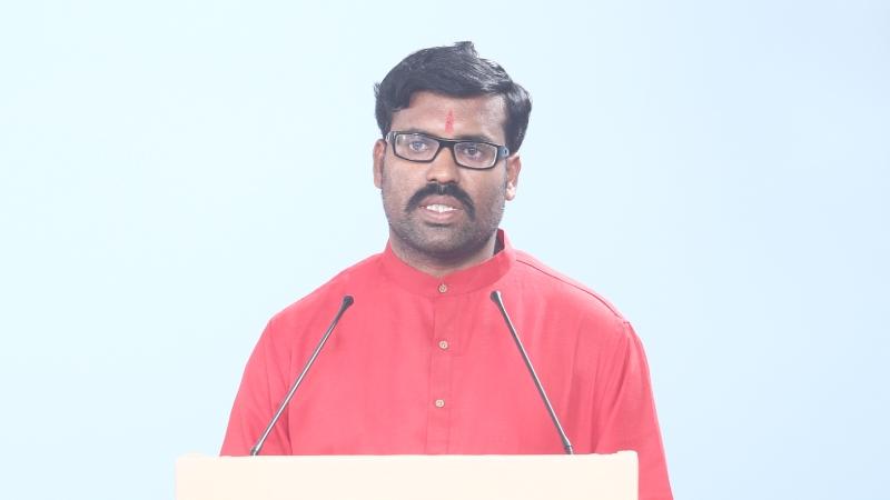 Spiritual practice helped reduce my negative thoughts ! – Adv Sharadchandraji, District Secretary, Prajnan Kriyayog Mission, Telangana