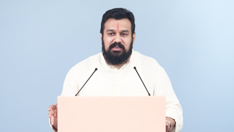We will not give away even an inch of Ram Mandir land to the others! – Adv. Vishnu Shankar Jain, Hindu Front for Justice
