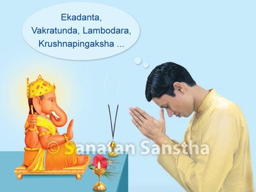Meaning of some Shri Ganesh Names - Hindu Janajagruti Samiti
