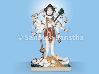 Hanuman Puja vidhi (Ritual) and worship of Lord Hanuman - Hindu